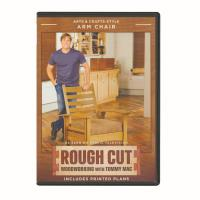 Arts and Crafts-Style Arm Chair DVD with Printed Plans