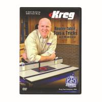 Router Table Tips and Tricks With Mark Eaton DVD Kreg V09-DVD