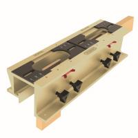 EZ Pro Mortise and Tenon Jig Kit General Tools Model 870