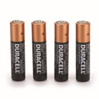 Duracell CopperTop AAA - 4 Pack