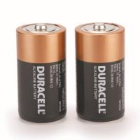Duracell CopperTop C - 2 Pack