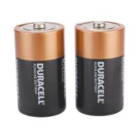 Duracell CopperTop D - 2 Pack