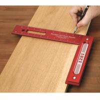Woodpeckers Precision Woodworking Square 12in x 8in