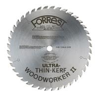 Forrest WW10407080 Woodworker II Ultra Thin Kerf (.080