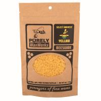 Yellow Beeswax Pastilles 4oz