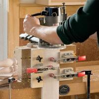Slot Mortising Jig - Downloadable Plan