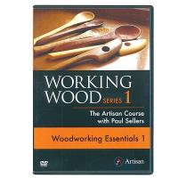 Woodworking Essentials 1 The Artisan Course DVD with Paul Sellers