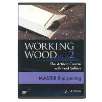Working Wood Series 2 - Master Sharpening DVD The Artisan Course with