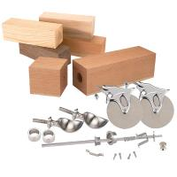 Culinary Project Kits and Wood