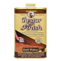 Howards Restor-A-Finish Dark Walnut 8oz