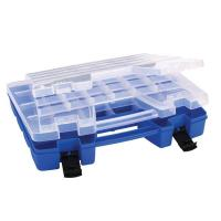 Akro-Mils 15in Dual Lid Portable Organizer Model 06215