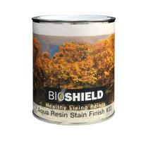 BioShield Aqua Resin Stain Finish Clear 0.125 Liter