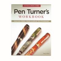 Pen Turner's Workbook 3rd Edition - Revised and Expanded