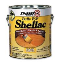 Bulls Eye Clear Shellac 1 Gallon