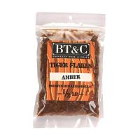 Brooklyn Tool and Craft Shellac Flakes Tiger Amber 1/2 lb