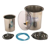 Hold Fast Vacuum Stabilization Chamber Pots