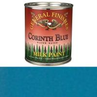 General Finishes Corinth Blue Milk Paint Pint