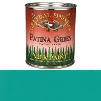 General Finishes Patina Green Milk Paint Pint