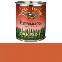 General Finishes Persimmon Milk Paint Pint