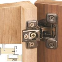 Salice 106 Degree Excen-Three Self Close 5/8