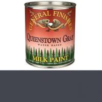 General Finishes Queenstown Gray Milk Paint Quart