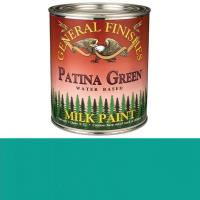General Finishes Patina Green Milk Paint Qt