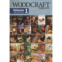 Woodcraft Magazine CD Volume 1 The 1st 5 Years