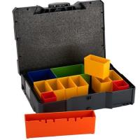 Systainer T-Loc I with Box Compartments Anthracite