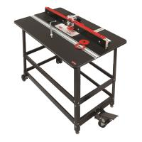 WOODPECKERS 27x43 Premium Router Table Package With V2 420 Router Lift