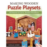 Making Wooden Puzzle Playsets