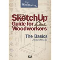 Sketchup Guide for Woodworkers DVD