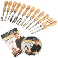 Record Power 12pc Carving Set