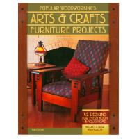Popular Woodworkin's Arts and Crafts Furniture Projects