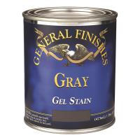 General Finishes Gray Gel Stain Pint