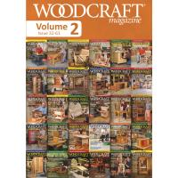 Woodcraft Magazine CD Volume 2 Issues 32-61