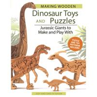 Making Wooden Dinosaur Toys and Puzzles
