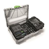 Festool Centrotec Imperial Drill and Driver Bit Installer Set