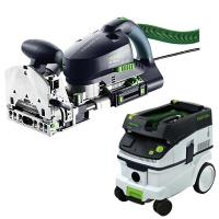 Festool DF 700 Domino XL   CT 26 Dust Extractor Package