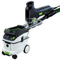 Festool PS 300 EQ Jigsaw with T-LOC   CT 36 Dust Extractor Package