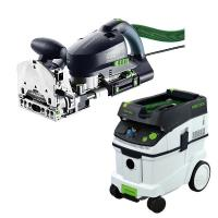 Festool DF 700 Domino XL Set   CT 36 Dust Extractor Package