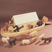Woodworking Project Paper Plan to Build Animal Ark Plan No. 786