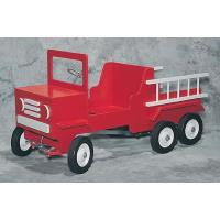 Woodworking Project Paper Plan to Build Fire Truck Pedal Car Plan No.