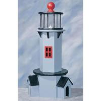 Woodworking Project Light Kit for Small Lighthouse Plan No. 908LT