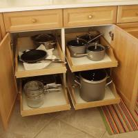 DIY Pullout Shelf Kit 22