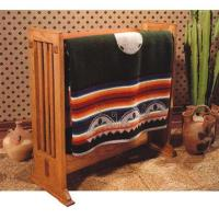 Downloadable Woodworking Project Plan to Build Arts and Crafts Quilt R
