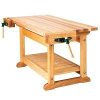 Woodworking Project Paper Plan to Build Traditional Workbench