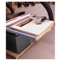 Woodworking Project Paper Plan to Build Tablesaw Sanding Table