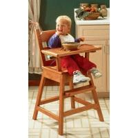 Woodworking Project Paper Plan to Build High Chair