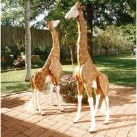 Woodworking Project Paper Plan to Build 4 ft. Giraffes