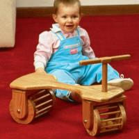 Woodworking Project Paper Plan to Build Toddler Town Car